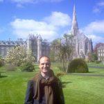 Universidad Maynooth Irlanda José Manuel Bautista