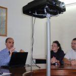 Conferencia en la Universidad Alba Iulia de Rumanía de José Manuel Bautista