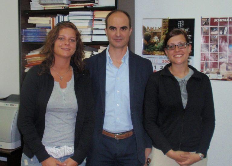 Erasmus students from Austria University of Huelva José Manuel Bautista
