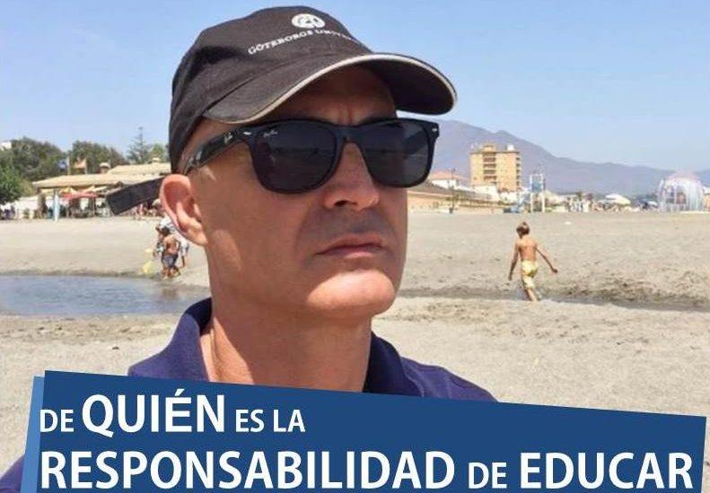 De quién es la responsabilidad de educar José Manuel Bautista