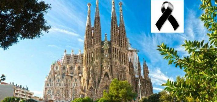 Sagrada Familia Barcelona atentados educación