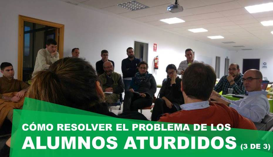 Alumnos aturdidos 3 soluciones José Manuel Bautista