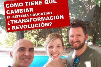 Cambiar la educación - José Manuel Bautista transformación revolución