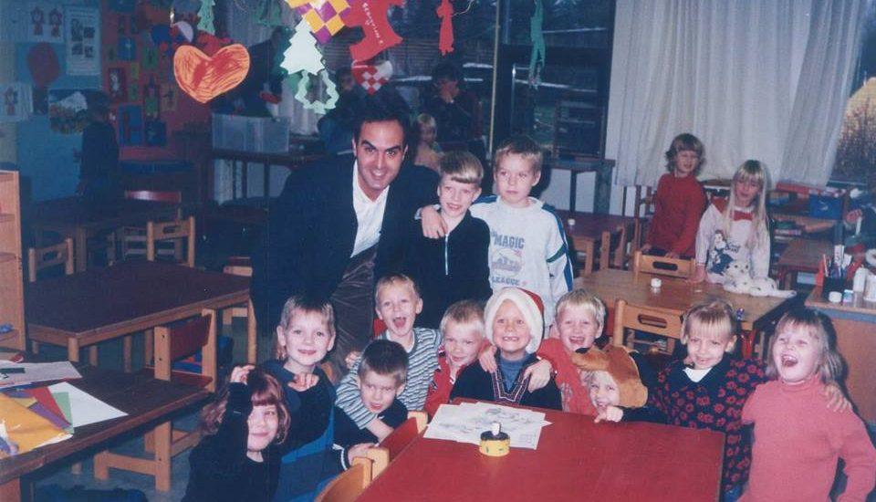 Dinamarca escuelas José Manuel Bautista