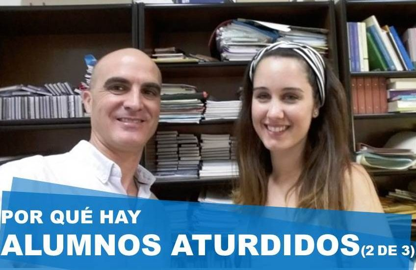 Por qué alumnos aturdidos argumentos José Manuel Bautista