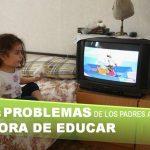 Problemas de los padres-José-Manuel-Bautista niña que tiene TV en dormitorio