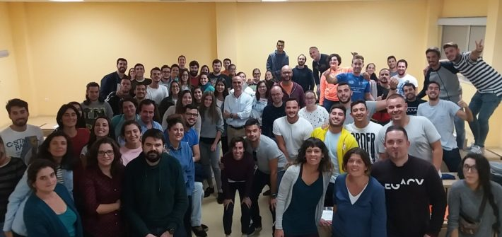 Alumnos Master ESO Universidad de Huelva