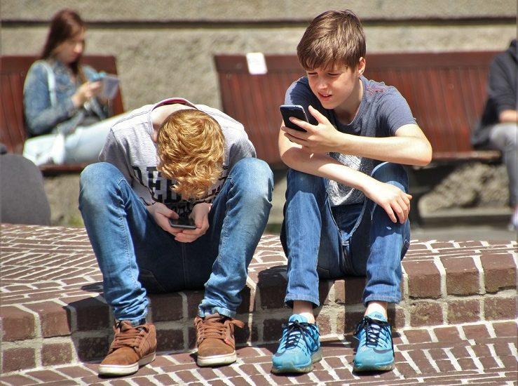 celulares jóvenes móviles